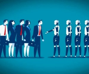 Robots may take our jobs? What are the scenarios of future jobs and work